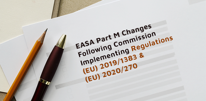 EASA Part M Changes