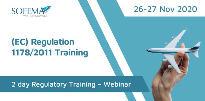 Regulation 1178/2011 Training