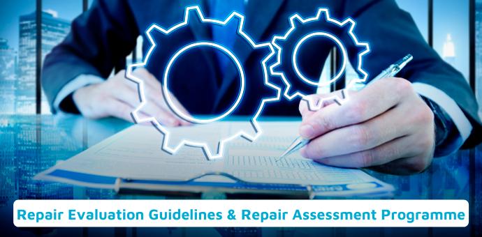 Repair Evaluation Guidelines