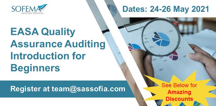 EASA Quality Assurance