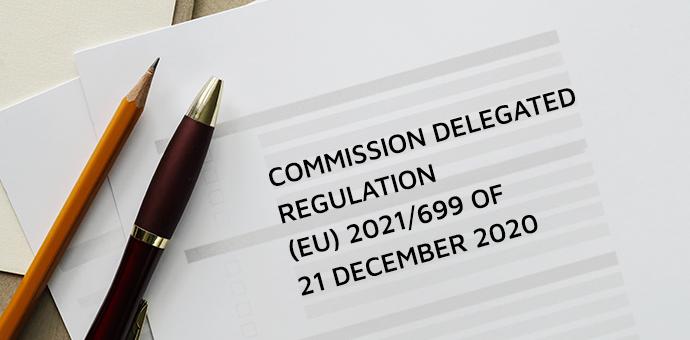 Regulation (EU) 2021/699