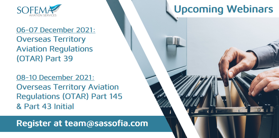 Overseas Territory Aviation Regulations
